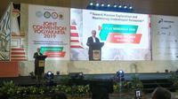 Joint Convention Yogyakarta (JCY) 2019 adalah pertemuan rutin dua tahunan yang mengangkat isu aktual tentang perkembangan migas di Indonesia. (Liputan6.com/ Switzy Sabandar)
