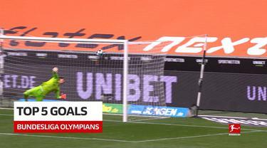 Berita Video, Deretan Gol Terbaik di Bundesliga Musim 2020/2021
