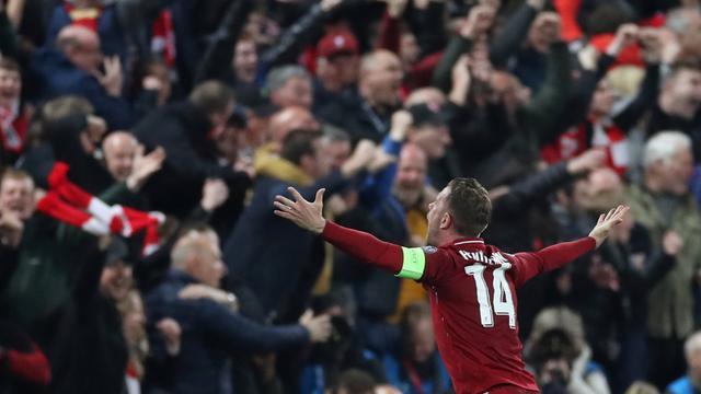 Liverpool Juara Liga Champions Sang Kapten Pamer Tato Baru Bola Liputan6 Com