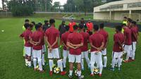 Timnas India U-16 sudah berlatih di Malaysia jelang Piala AFC U-16 2018. (Bola.com/Dok. AIFF)
