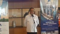 Menteri Perhubungan Budi Karya Sumadi. (Liputan6.com/Putu Merta)