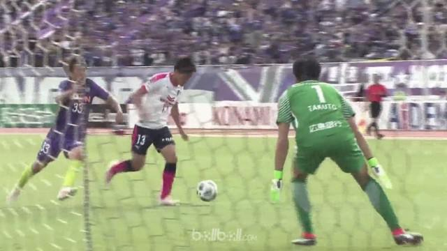 Pemain pengganti Toshiyuki Takagi membuat dua gol untuk membawa timnya Cerezo Osaka menang atas tuan rumah Sanfrecce Hiroshima dan...