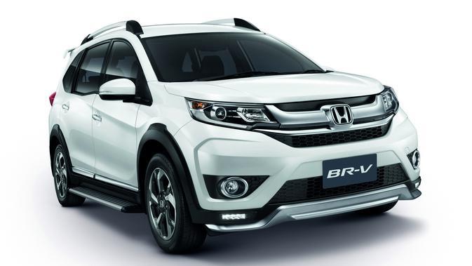 Harga Mobil Honda Brv Dan Spesifikasi Makin Tangguh Di Kelasnya Otomotif Liputan6 Com