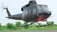 Helikopter jenis Bell TNI AD  (Dok : Liputan6.com)