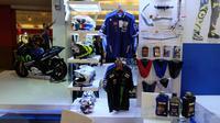 Harga khusus diberikan Yamaha untuk produk helm, aksesoris dan apparel selama gelaran IIMS 2016