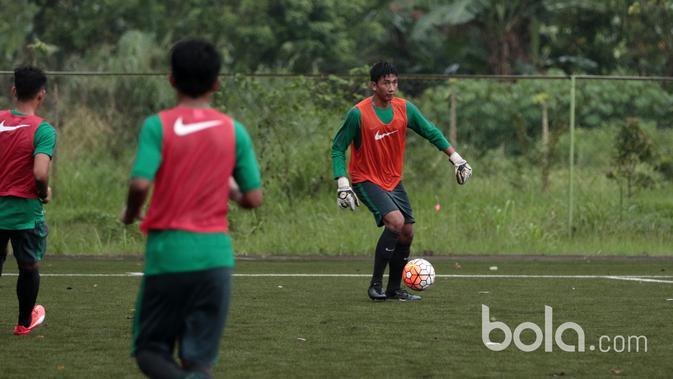Ada Gianluca Pagliuca di Seleksi Timnas Indonesia U19  Indonesia Bola.com