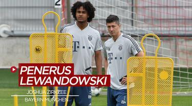 Berita Video Mengenal Joshua Zirkzee, Penerus Robert Lewandowski di Bayern Munchen