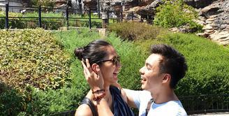 Baim Wong dan Paula Varhoeven