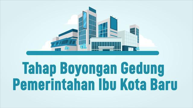 Bappenas menyebut pemindahan kantor pemerintahan ke ibu kota baru perlu melewati tiga tahapan.