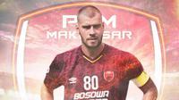 PSM Makassar - Wiljan Pluim (Bola.com/Adreanus Titus)