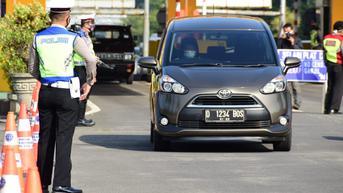 Ganjil Genap Kembali Diberlakukan di Pintu Masuk Kota Bandung Akhir Pekan Ini