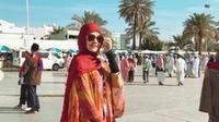 Aaliyah Massaid.memakai hijab (dok.Instagram @aaliyah.massaid/https://www.instagram.com/p/BtSg4ZggNkJ/Henry