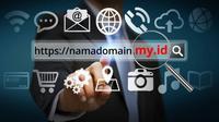 Nama Domain my.id. Dok: PANDI