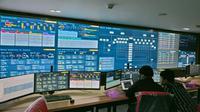 Bandara Soetta punya teknologi pemantau infrastruktur secara online bernama Airport Infrastructure Control Center (AICC). (Dok. Angkasa Pura II)