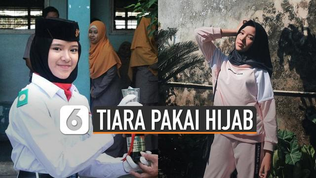 Runner-Up Indonesian Idol 2020, Tiara Anugrah memiliki pesona tersendiri. Gayanya yang polos dan simpel menjadi daya tarik bagi gadis asal Jember ini.