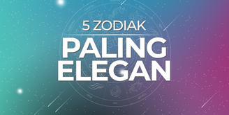 5 Zodiak Paling Elegan