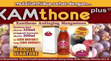 prueba de diabetes manfaat xamthone plus untuk