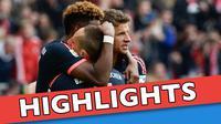 Video highlights Bundesliga antara Stuttgart melawan Bayern Munchen yang berakhir dengan skor 1-3, Sabtu (9/4/2016) WIB.