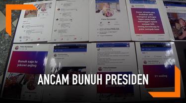 Seorang guru honorer di Sumenep, Jawa Timur membagikan ancaman pembunuhan pada Presiden Jokowi. Akibat perbuatannya, pelaku harus meringkus di penjara.