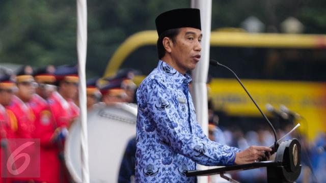 Jokowi Teken PP P3K, Guru Usia 35 Tahun Bisa Jadi Pegawai Pemerintah