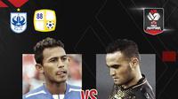 Piala Menpora: PSIS Semarang Vs Barito Putera. (Bola.com/Dody Iryawan)