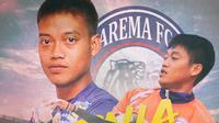 Arema FC - Kurnia Meiga (Bola.com/Adreanus Titus)