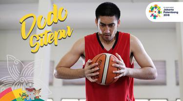 """Berita video TVC BRI yang menampilkan salah satu ikon ternama basket Indonesia, Christian """"Dodo"""" Sitepu."""