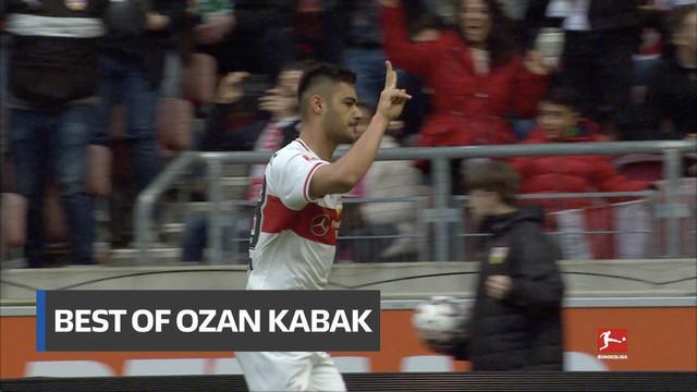 Berita video aksi-aksi terbaik bek anyar Liverpool, Ozan Kabak saat di Bundesliga.