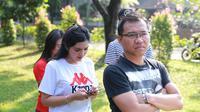 Keluarga Anang Hermansyah (Adrian Putra/Fimela.com)