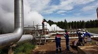 PT Pertamina Geothermal Energy (PGE) optimis Proyek PLTP Karaha yang berada di Kabupaten Tasikmalaya, Jawa Barat, akan beroperasi komersial akhir bulan ini. (Dok PGE)