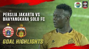 Berita video gol-gol yang tercipta pada laga Grup B Piala Menpora 2021 antara Persija Jakarta melawan Bhayangkara Solo FC yang berakhir dengan skor 2-1, Rabu (31/3/2021) malam hari WIB.