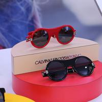 Calvin Klein 205W39NYC eyewear.