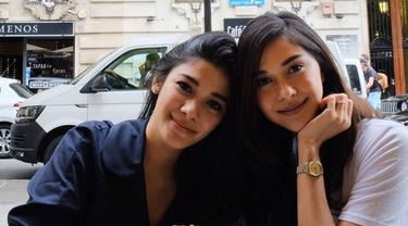 7 Momen Kebersamaan Nana dan Naysila Mirdad, Sibling Goals Banget