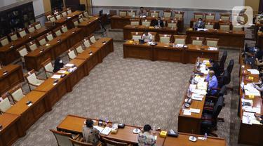 DPR Uji Kelayakan Calon Hakim Ad Hoc Hubungan Industrial