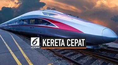 Menteri BUMN Rini Soemarno menargetkan proyek kereta cepat Jakarta-Bandung buatan PT Kereta Cepat Indonesia-China (KCIC) bisa rampung separuhnya pada akhir 2019. Adapun saat ini progres konstruksi proyek ini telah lebih dari 34 persen.