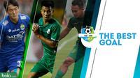 The Best Goal Pekan 3 Liga 1 2018 (Bola.com/Adreanus Titus)
