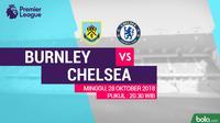 Premier League 2018-2019 Burnley Vs Chelsea (Bola.com/Adreanus Titus)