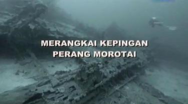 Potret Menembus Batas: Merangkai Kepingingan Perang Morotai