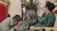 Momen kebersamaan SBY dan ibunya. (Sumber: Instagram/@aniyudhoyono)