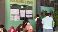 PPDB di SMK Negeri 3 Kota Bogor. (Liputan6.com/Achmad Sudarno)