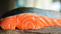 Ilustrasi salmon (dok. Pixabay.com/Putu Elmira)