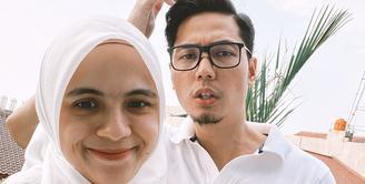 Nycta Gina dan Kinos (Instagram/missnyctagina)