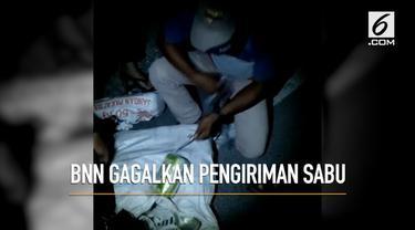 Dalam tiga hari, BNN melakukan dua penangkapan pada lokasi berbeda di Sumatera Utara. Barang bukti narkoba jenis sabu seberat 30 kg ditemukan petugas.