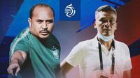 BRI Liga 1 - Duel Pelatih - PSIS Semarang Vs Persiraja Banda Aceh (Bola.com/Adreanus Titus)