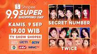 Shopee 9.9 Super Shopping Day TV Show