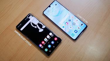 Seperti apa kemampuan kamera Samsung Galaxy S10 Plus dan Huawei P30 Pro? Jangan lupa berikan komentar kamu ya sobat Tekno.