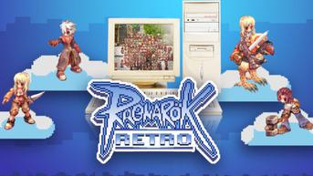 Bernostalgia dengan Game Ragnarok Retro