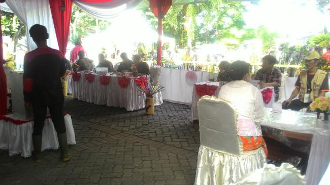 TPS 04 Tempat Presiden Jokowi Nyoblos. (Liputan6.com/Ahmad Romadoni)