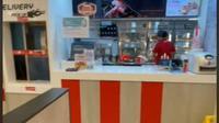 Warganet Indonesia Bagikan Tips Makan Hemat di KFC Korea. foto: TikTok @aviranisha