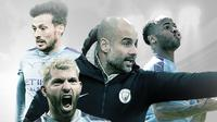 Manchester City. (Bola.com/Dody Iryawan)